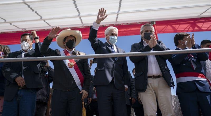 Piñera inició cuarentena en Cerro Castillo tras viajar a asunción de Presidente de Perú