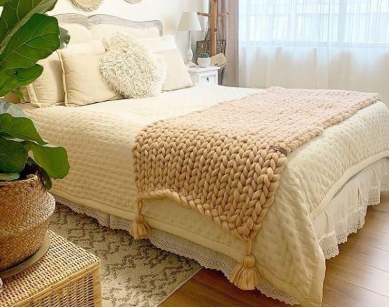 Emprendimiento especialista en tejidos de lana XXL