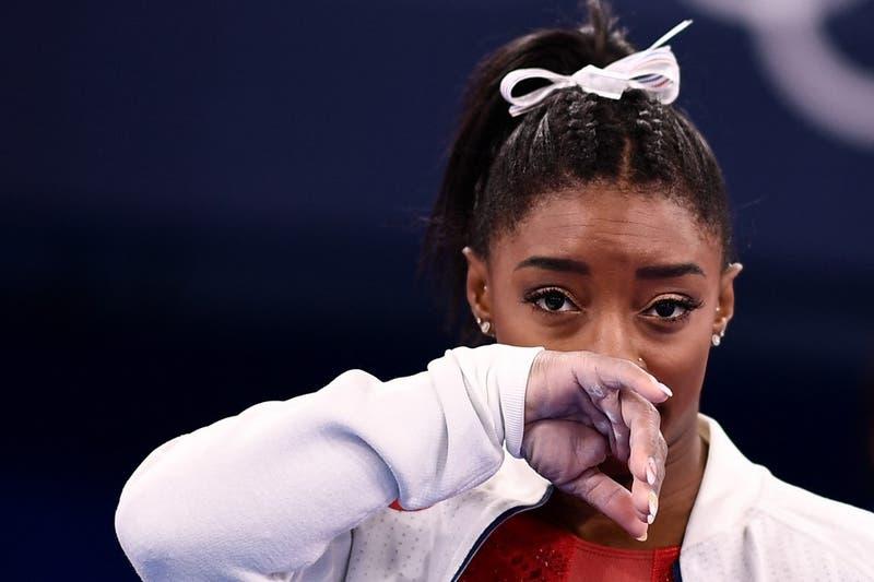 Tokio 2020: Simone Biles se retira de las finales de salto y barras asimétricas