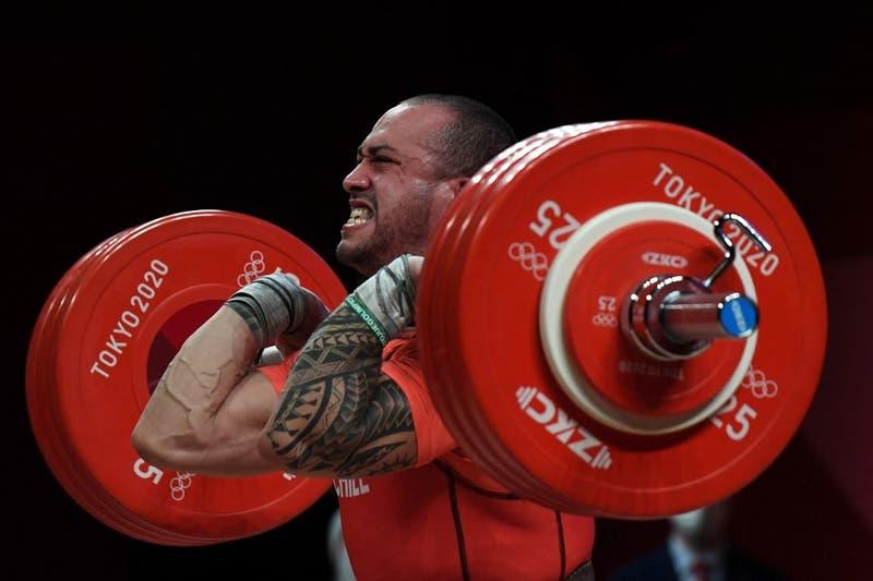 Tras presentación en Tokio 2020, Arley Méndez anunció su retiro del levantamiento de pesas