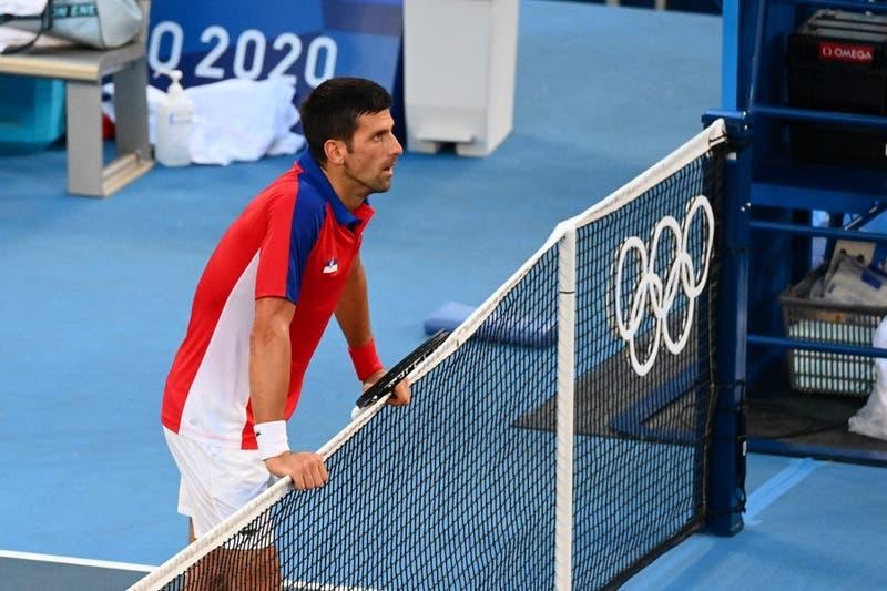Djokovic se retira del dobles mixto en Tokio 2020 y se queda sin medallas