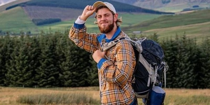 Youtuber muere tras caer de los Alpes italianos mientras grababa un video