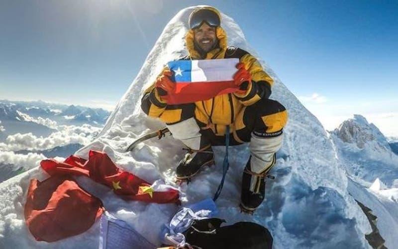 Rescatistas detallan punto dónde estaba Juan Pablo Mohr en K2 y es casi seguro que alcanzó cima