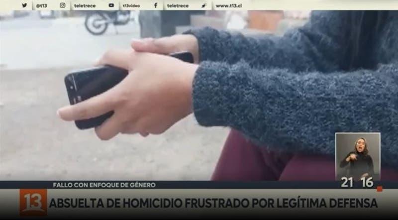 [VIDEO] Fue absuelta de homicidio frustrado: Justicia consideró legítima defensa