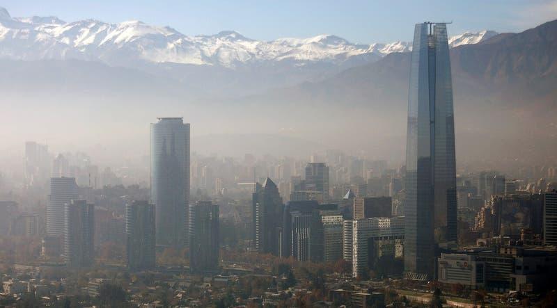 Decretan Alerta Ambiental para este domingo en toda la Región Metropolitana