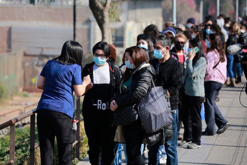 Coronavirus en Chile: 1.185 nuevos contagios y 80 muertes en las últimas 24 horas.