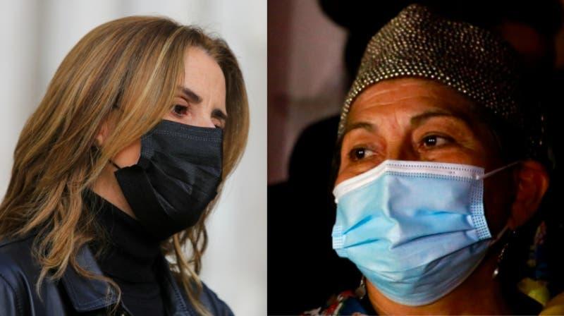 """Elisa Loncón responde a críticas de Cubillos por redes sociales: """"Te invito a leer y descolonizarte"""""""
