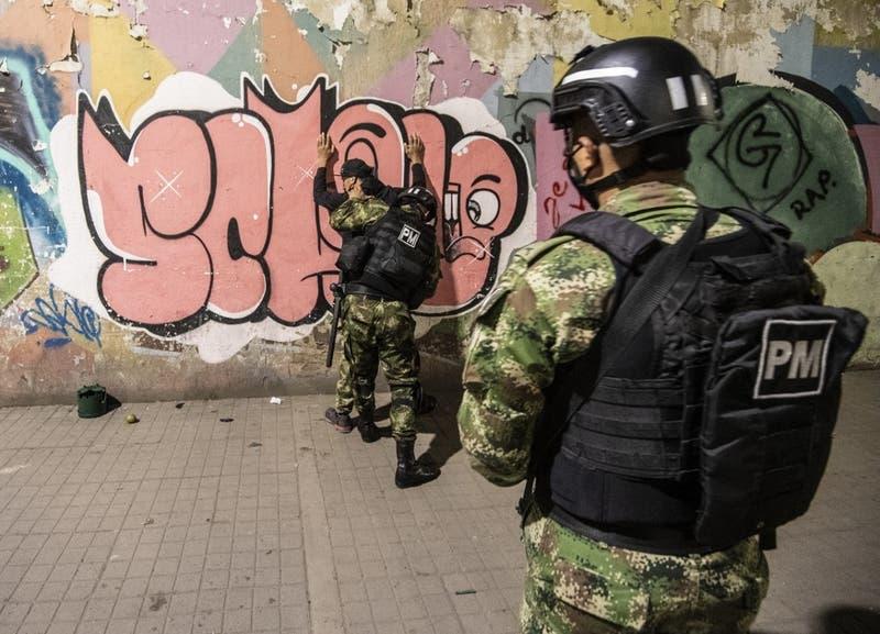 Siete militares colombianos fueron condenados por violar a una niña indígena de 12 años