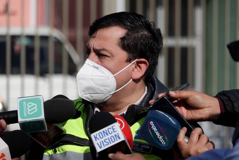 Seremi de Salud del Biobío, Héctor Muñoz, dio positivo a COVID-19: Está hospitalizado
