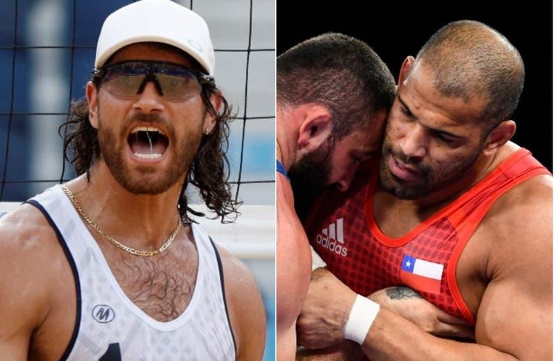 Los Grimalt y Yasmani Acosta compiten: Los chilenos que compiten este domingo y lunes en Tokio 2020