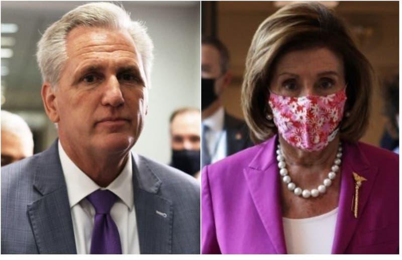 Critican duramente a legislador de EE.UU que bromeó con golpear a la Presidenta de la Cámara