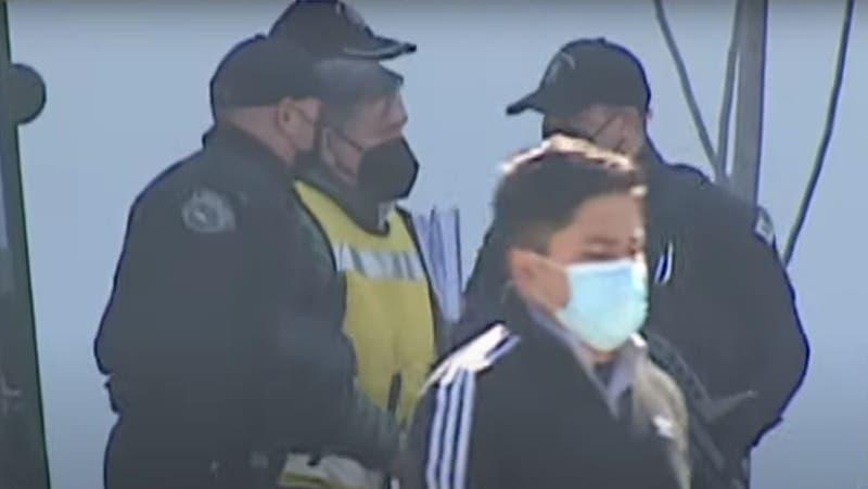 [VIDEO] Los desconocidos detalles en formalización del exalcalde Aguilera