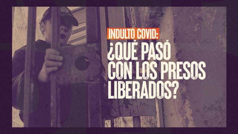 [VIDEO] Reportajes T13: El descontrol de los indultados por COVID-19