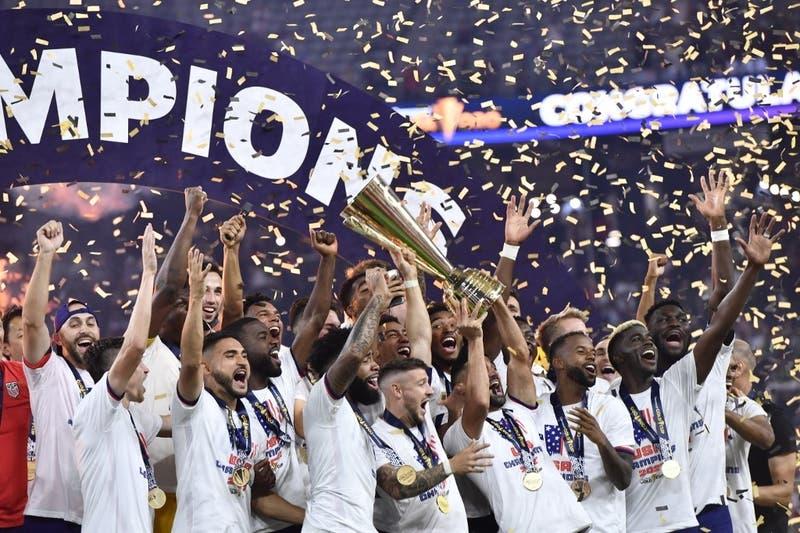 Estados Unidos le gana otra final a México y alza la Copa Oro 2021
