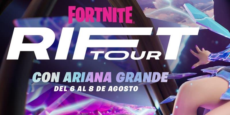 Así lucirá Ariana Grande en su llegada a Fortnite