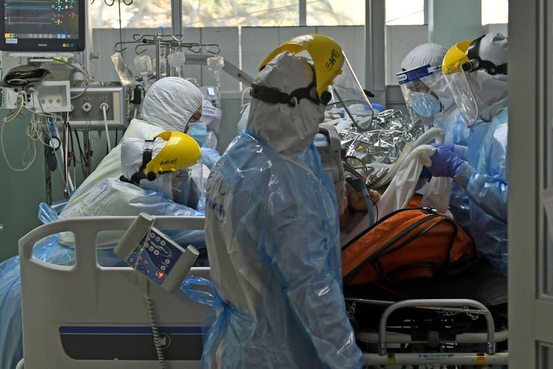 Chile registró 921 nuevos casos de COVID-19 y 88 muertes en un día