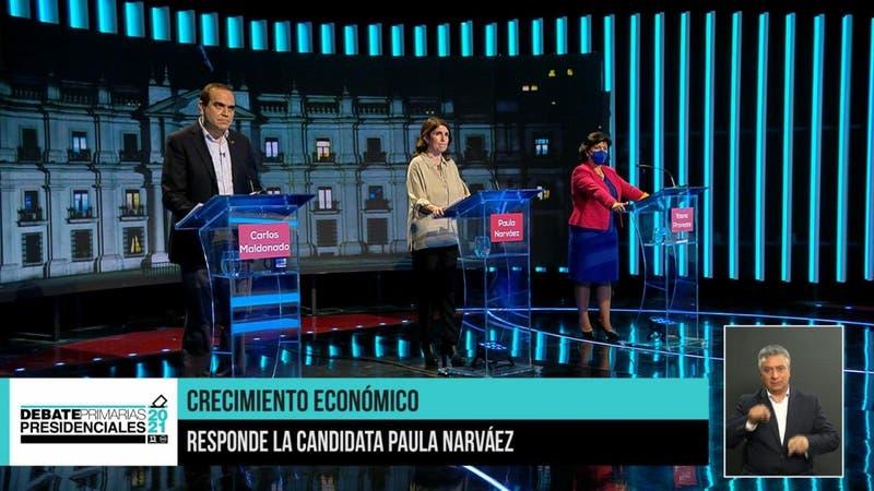 Debate Unidad Constituyente: las propuestas de los precandidatos para subir el sueldo mínimo