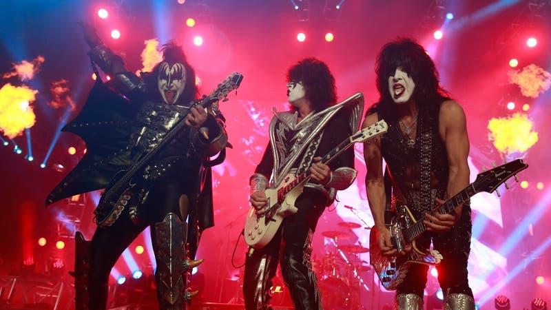 Kiss anuncia que regresará a Chile en abril del 2022