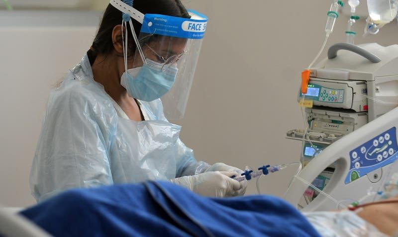 Chile reporta 616 nuevos casos de COVID-19 este martes: activos a nivel nacional es de 1,93%