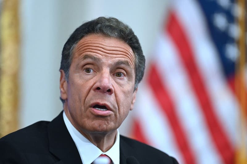Asamblea de Nueva York suspende investigación contra Andrew Cuomo