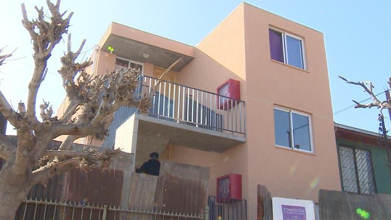Subsidio para construir  más viviendas en el mismo terreno
