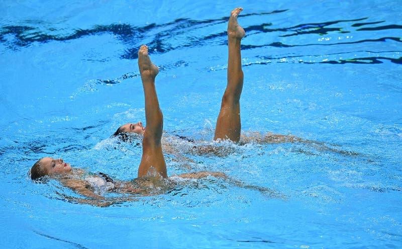 Aislado equipo griego de natación sincronizada tras cinco casos de covid