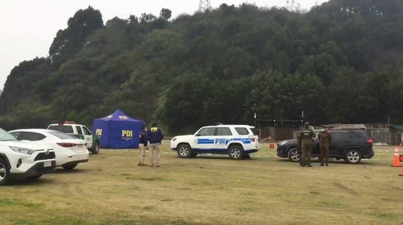 Encuentran cadáver de un hombre en cercanías de la costanera de Concepción: estaba atado de manos
