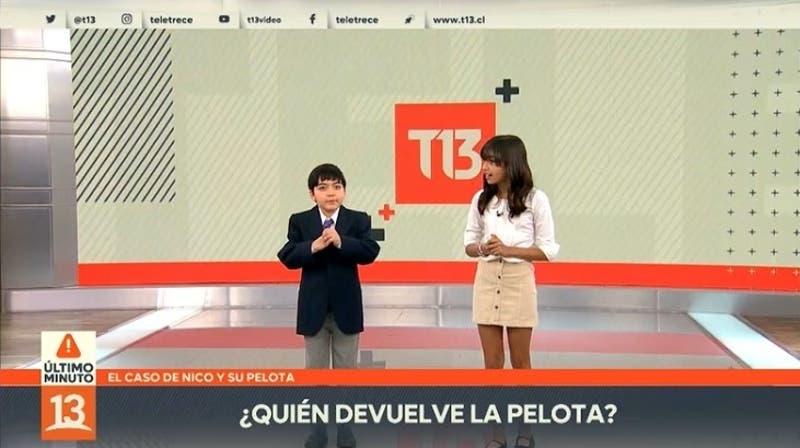 Ramoncito y Mónica: Los niños protagonizan campaña del Día del Niño de T13
