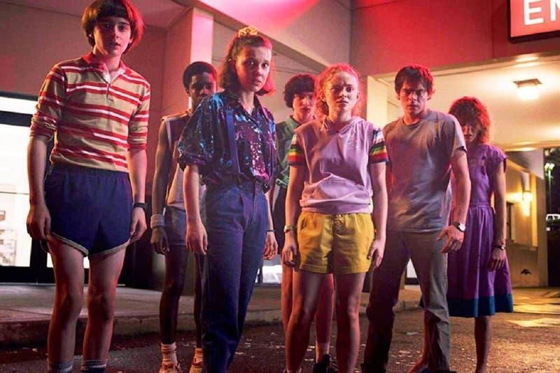 Incendio afecta estudios de Netflix donde se estaba grabando la cuarta temporada de Stranger Things