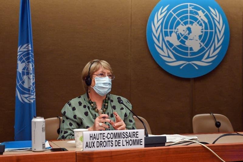 """Denuncian noticia falsa que aseguraba que Parlamento Europeo pidió """"sacar a Bachelet"""" de la ONU"""
