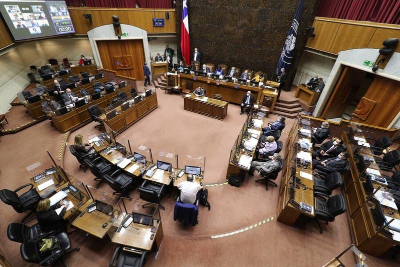 Senado aprueba utilización de tobillera en hombres denunciados por violencia contra mujeres