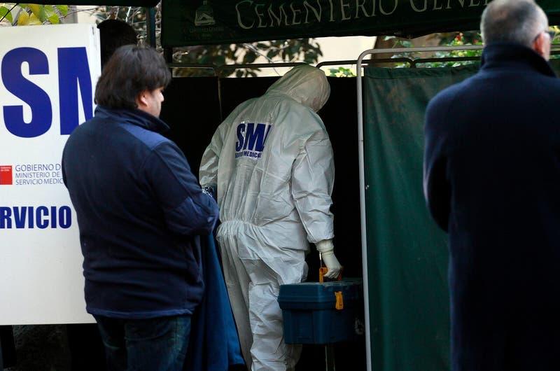 Trabajador murió cuando reparaba nicho de cementerio en San Antonio