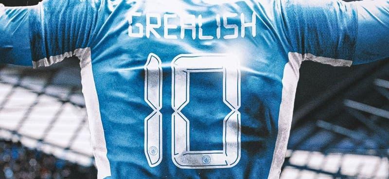 Manchester City ficha a Grealish, el 10 que pidió Pep