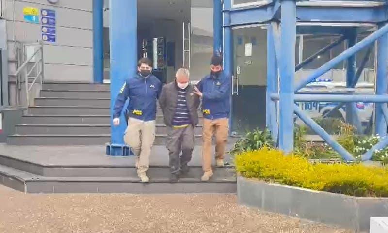 Detienen a hombre que abusó sexualmente de una niña de 9 años en Conchalí: Estaba prófugo desde 2018