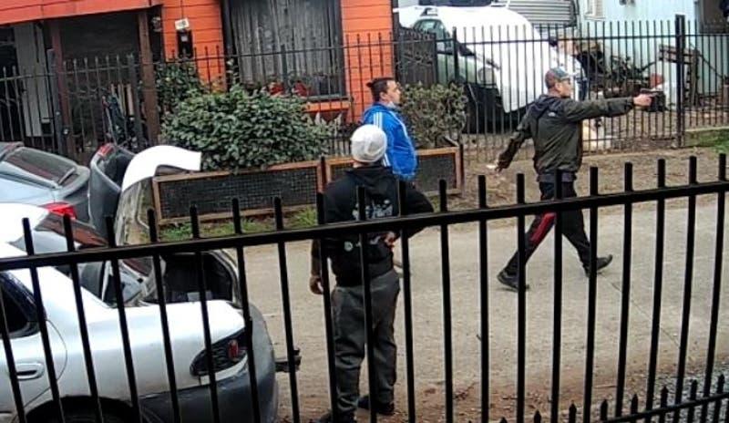 Joven muere baleado a quemarropa en plena calle en Villarrica