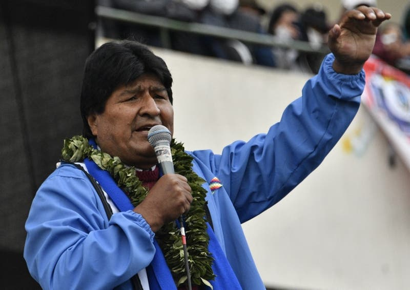 "Unión Europea descarta haber participado en ""conspiración"" contra Evo Morales en 2019"