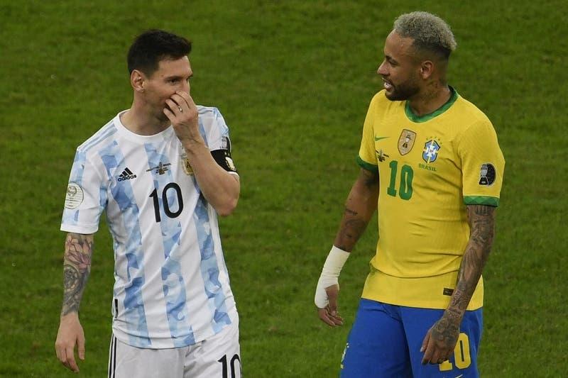 El guiño de Neymar a Lionel Messi y un posible futuro juntos en el PSG