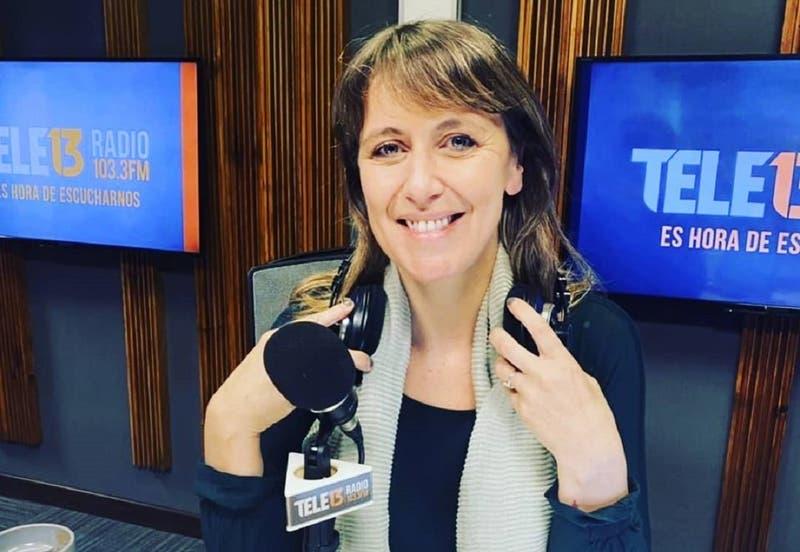 La tierna interrumpción que vivió Carola Urrejola mientras estaba en la radio: apareció su hija