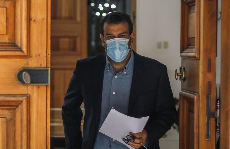 """Ministro Delgado por Huenchullan: """"Representa lo peor del narcotráfico"""""""