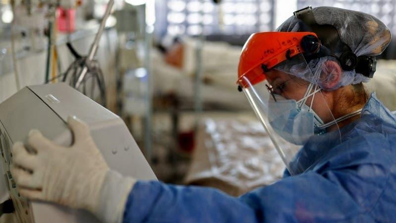 Argentina supera los 5 millones de contagios de COVID-19