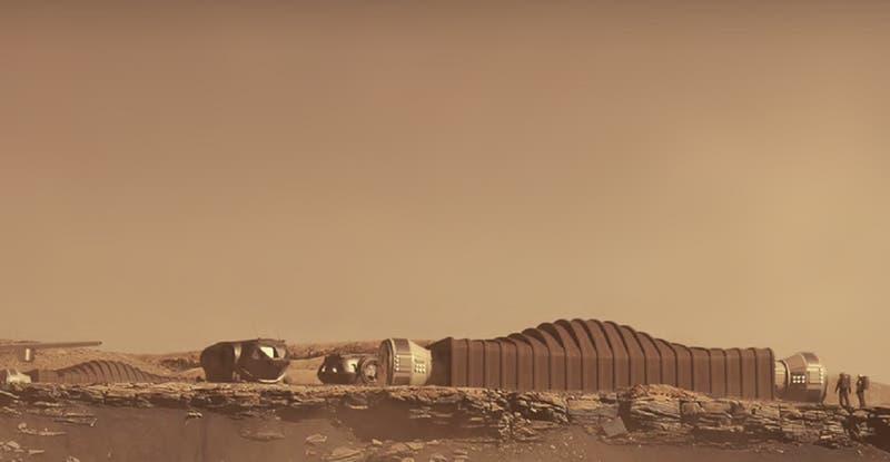 """Nasa abre convocatoria para misión """"Marte simulado"""""""