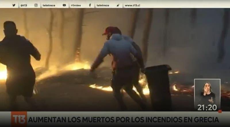 ¿Incendios en hemisferio norte podrían replicarse en nuestra región este verano?