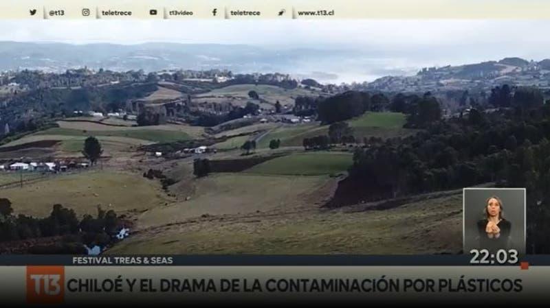 Chiloé y el drama de la contaminación por plásticos