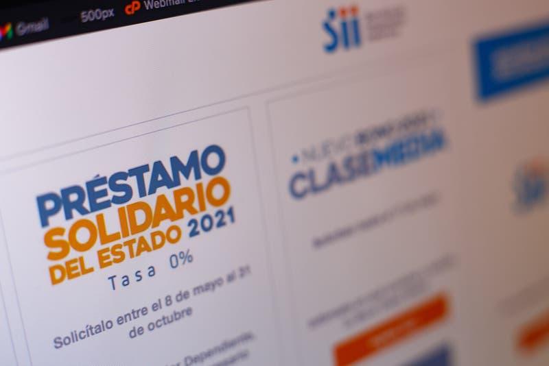 Abren postulaciones de Préstamo Solidario para agosto: monto llega hasta los 650 mil pesos