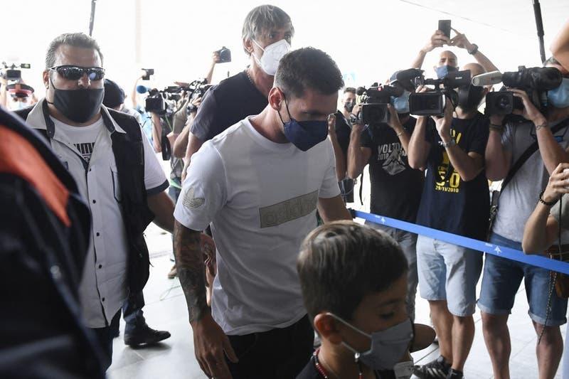 Lionel Messi llega al PSG: los detalles del contrato y la cifra que recibiría en el club francés