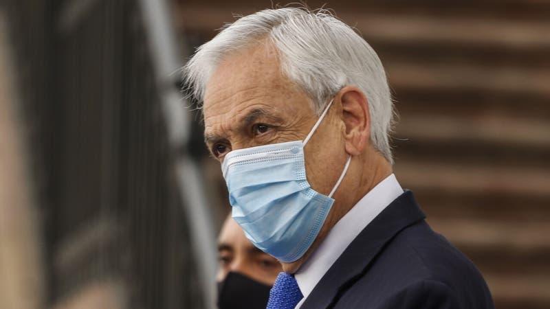 Piñera no descarta recurrir al Tribunal Constitucional ante eventual avance del cuarto retiro