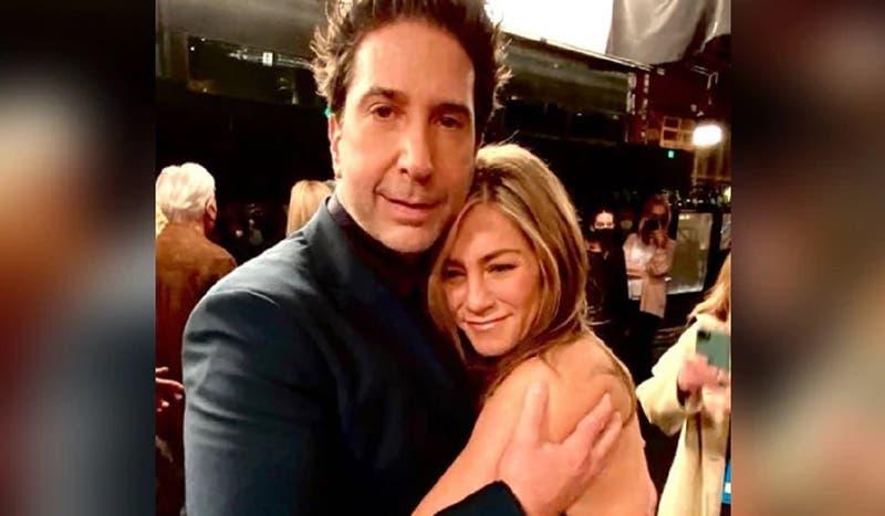 ¿Más que amigos?: David Schwimmer responde a rumores de una relación con Jennifer Aniston