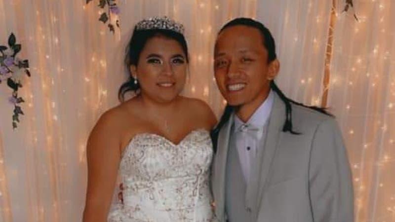 Recién casada muere en accidente de tránsito por culpa de conductor ebrio que la chocó de frente