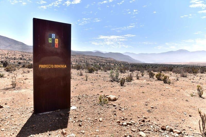 """Empresa a cargo tras avance de Dominga: """"Vamos a proteger y no a destruir"""" el patrimonio ambiental"""