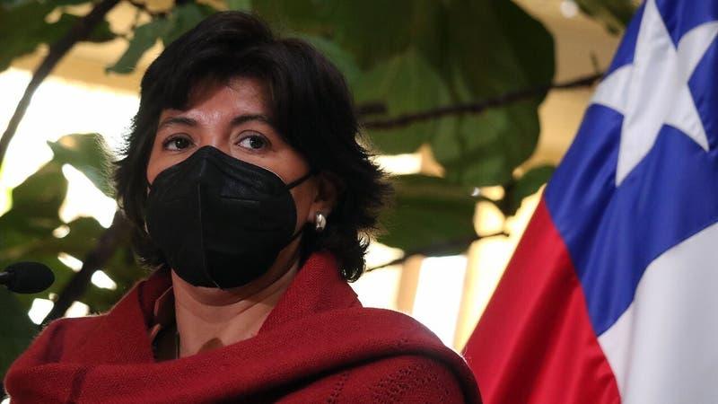 """""""Sichel es Piñera"""": Yasna Provoste arremete contra apoyo del mandatario al candidato de Chile Vamos"""